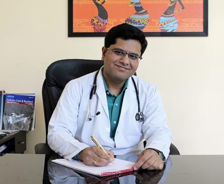 Dr. Bhupendra Vaishnav
